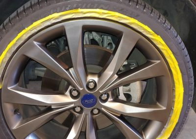 DENT STATION PLUS - alloy wheel repair after