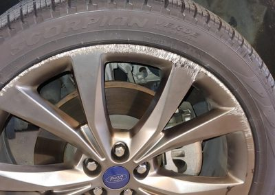 DENT STATION PLUS - alloy wheel repair before